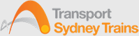 logo sydney trains
